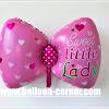 Balon Foil Pita SWEET LITTLE LADY
