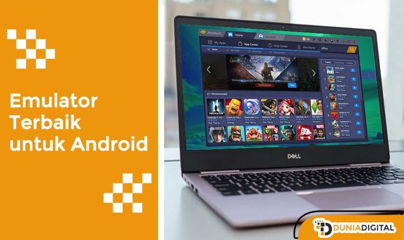 Emulator Android Terbaik dan Ringan