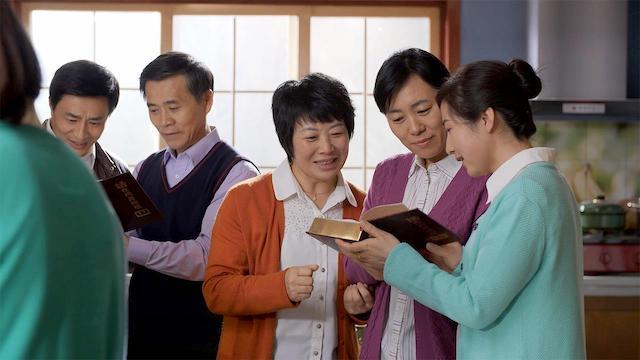 話在肉身顯現, 基督徒, 信神, 見證