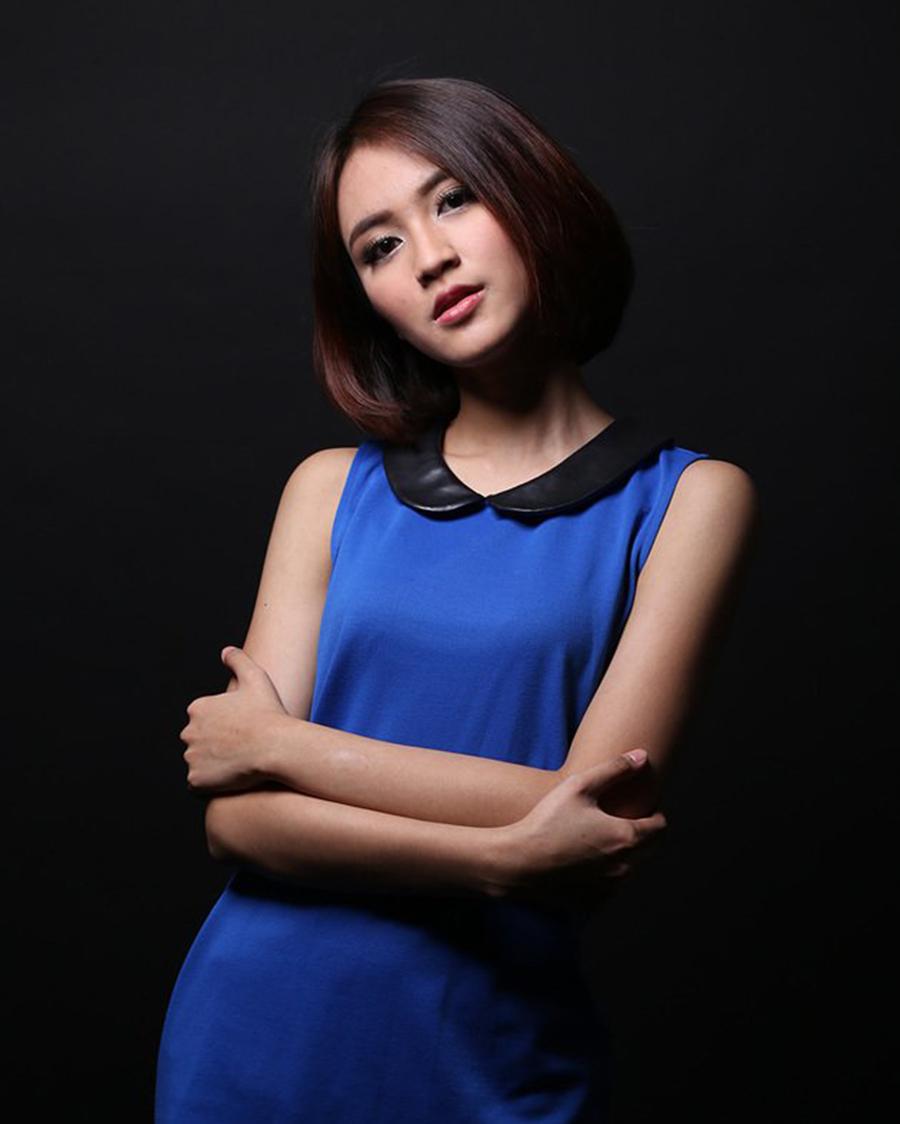 Mutiara Dewi cewek manis dan hot