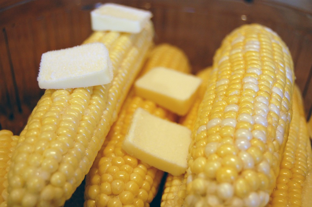 Corn Cob Butt Plug