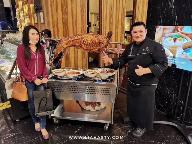 'Seafood Extravaganza' di The Light Hotel Pulau Pinang