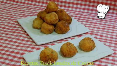 Como aprovechar el pollo asado para hacer unas croquetas muy cremosas