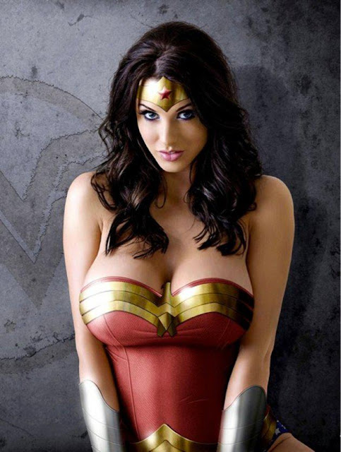 cosplya wonder woman