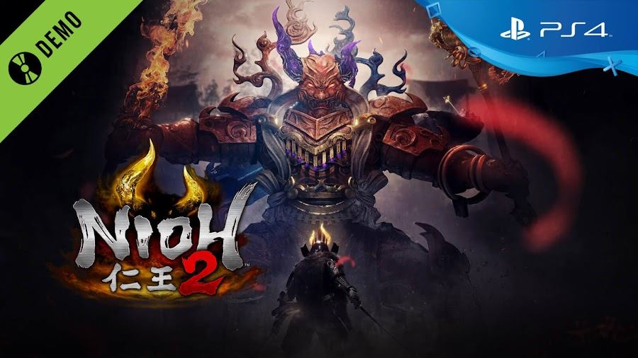 nioh 2 last chance free trial demo ps4 team ninja koei tecmo games sony interactive entertainment release date march 2020
