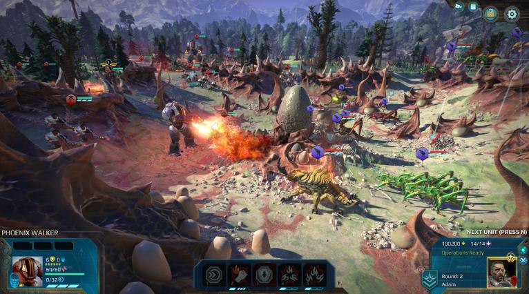 Age of Wonders Planetfall PC Full Español
