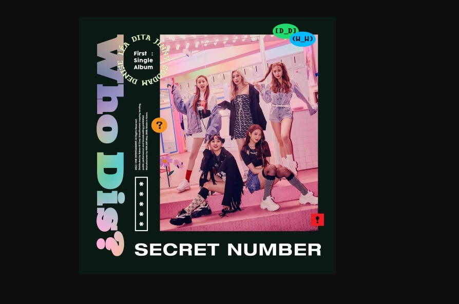 SECRET NUMBER 시크릿넘버 - Who Dis? [FLAC 24bit Lossless] [2020.05.19]
