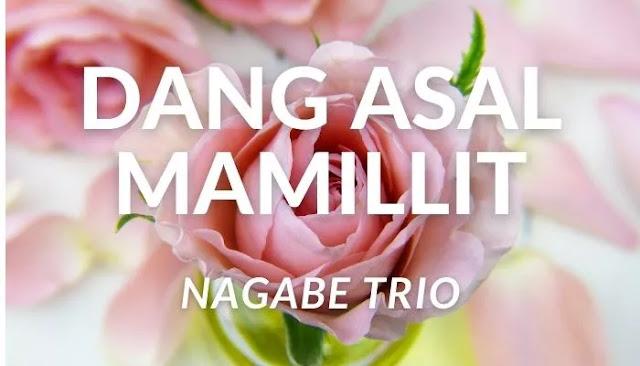 Chord Gitar Dang Asal Mamillit dari E