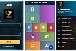 Cara Daftar DR Android Center (Darra Reload)