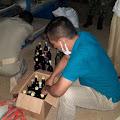 Sebuah Kios Diduga Dijadikan Sarang Miras Digrebek, 32 Botol dan 150 Liter Tuak Disita
