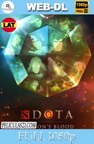 DOTA: Sangre de Dragón (2021) Full HD Temporada 1 WEB-DL 1080p Dual-Latino VIP