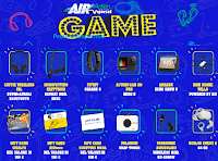 Air Action Vigorsol Game : un regalo certo per tutti e vinci 500 premi ( Gift Card, Monopattini, Polaroid, ecc)
