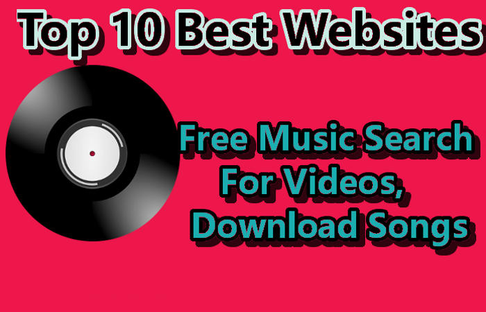 Free Music - Amazing Best, Top 10 Free Music Download Sites