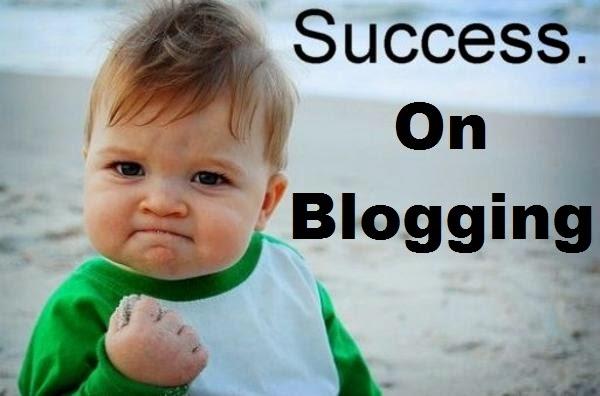 tips-tips dasar menjadi blogger sukses