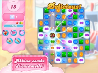 -GAME- Candy Crush Saga vers 1.166.0.4