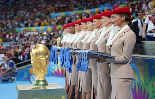 Y ahora, Emirates quiere volver con FIFA