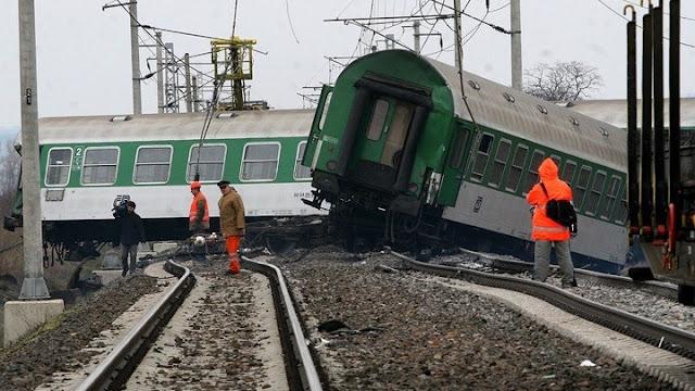 4 χρόνια φυλάκιση σε 71χρονο στην Τσεχία που εκτροχίασε δύο τρένα για να ενοχοποιήσει μουσουλμάνους μετανάστες