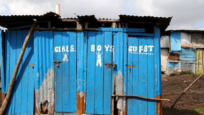 South Africa to eradicate pit latrine toilets in schools