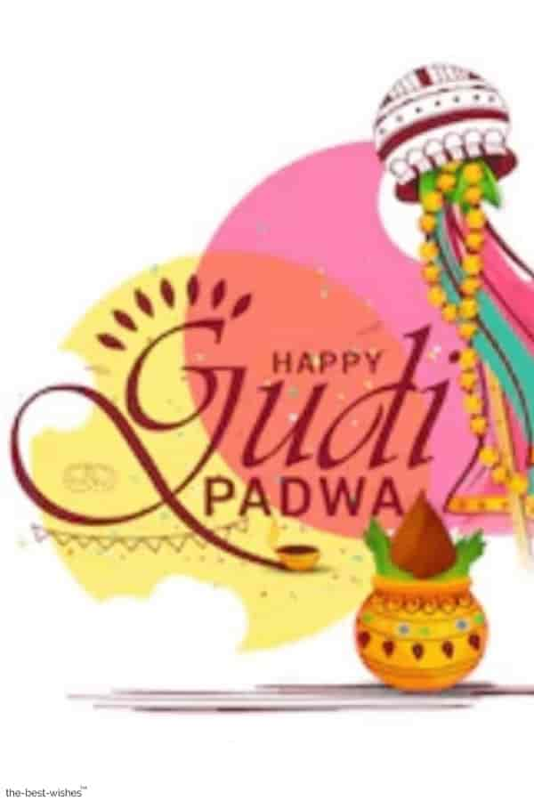 happy gudi padwa best wishes
