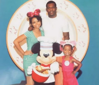 Mike Wallace And His Girlfriend