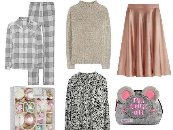 Primark Wishlist | Cosy, Christmas & Mean Girls