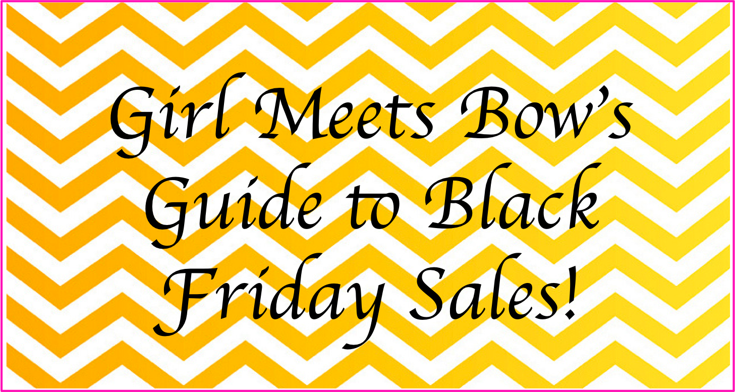 Currently Obsessing Over… Black Friday Sales!!