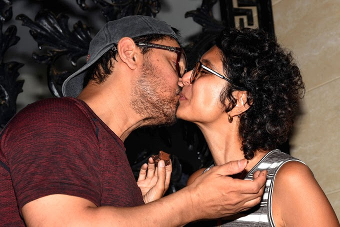 After 15 years together, Kiran Rao and Aamir Khan announce divorce