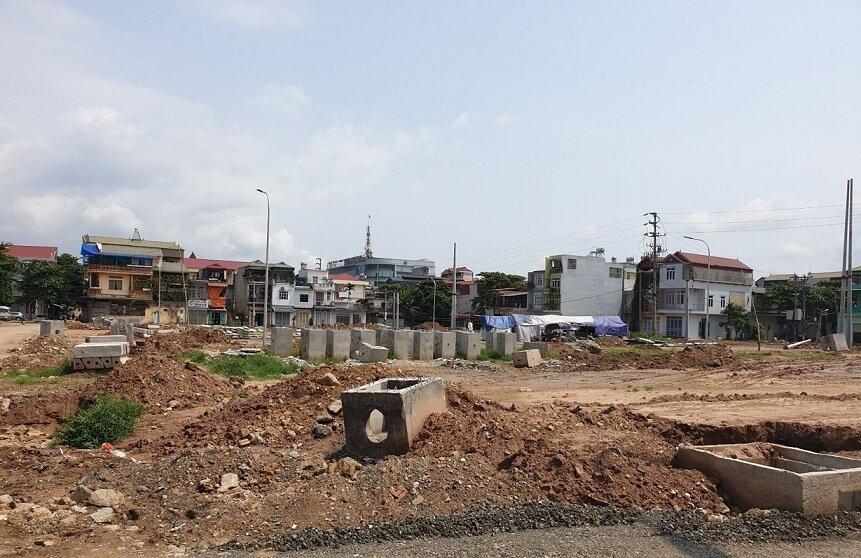 Chuyển nhượng quyền sử dụng đất dự án khu nhà ở Vĩnh Hà tại Hòa Bình