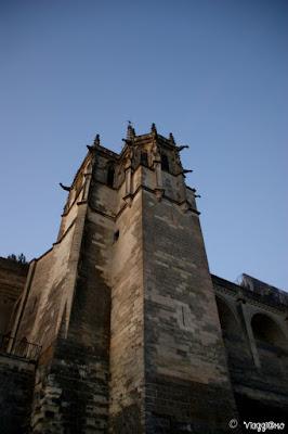 Particolare del campanile di Saint Florentin