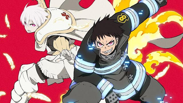 Anime Enen no Shouboutai (Fire Force) finalizará el 27 de diciembre con un episodio doble