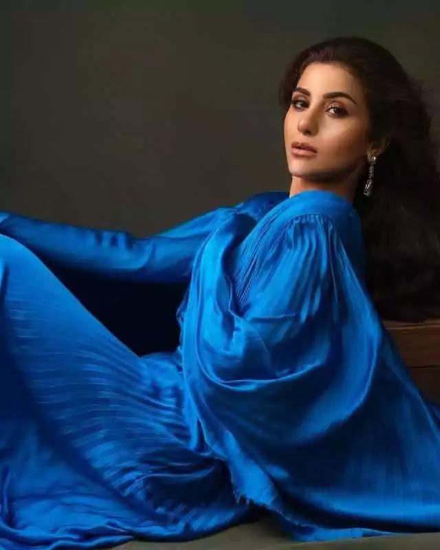 Sohai Ali Abro Shines Bright In Her Latest Photoshoot