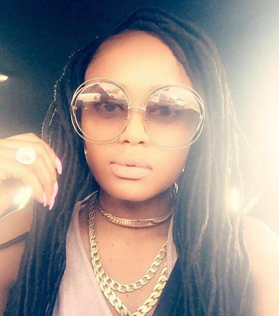 058da93b90 MOMENTS Lerato Kganyago gave us fomo with her shades