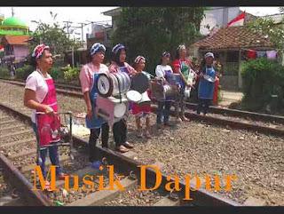 Band Musik Kreatif Mekar Asih