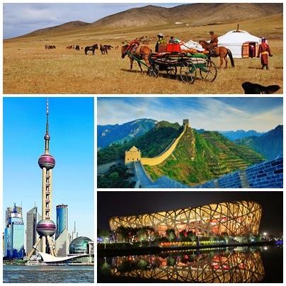 Paket Tour Muslim China 2014