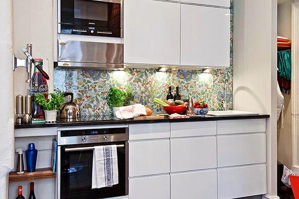 projetos da cozinha de apartamento