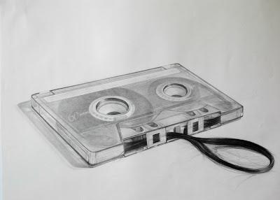 harig cassettebandje