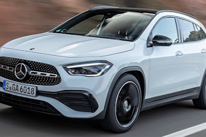 2021 Mercedes-Benz GLA 250 SUV Review, Specs, Price