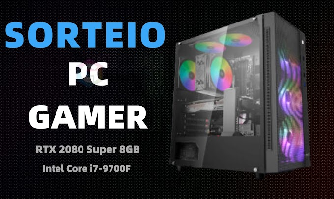 Sorteio de um Super PC GAMER!
