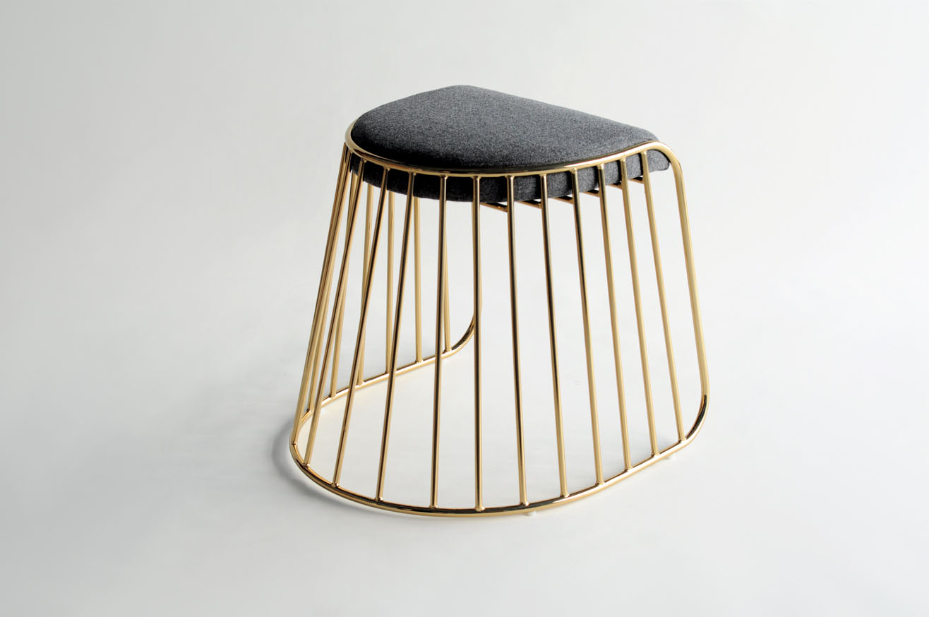 Avant garde design too cool for stools for Cool stool designs