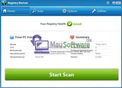 cara membersihkan file registry yang usang dengan mudah