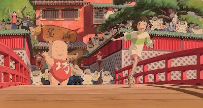 Spirited Away Subtitle Indonesia