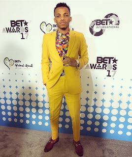BET Awards 2017 Tekno swagged up in new photo