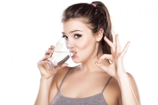 ريجيم الماء لإنقاص الوزن.