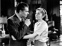 Rebecca (1940) Joan Fontaine and Laurence Olivier Image 1 (2)
