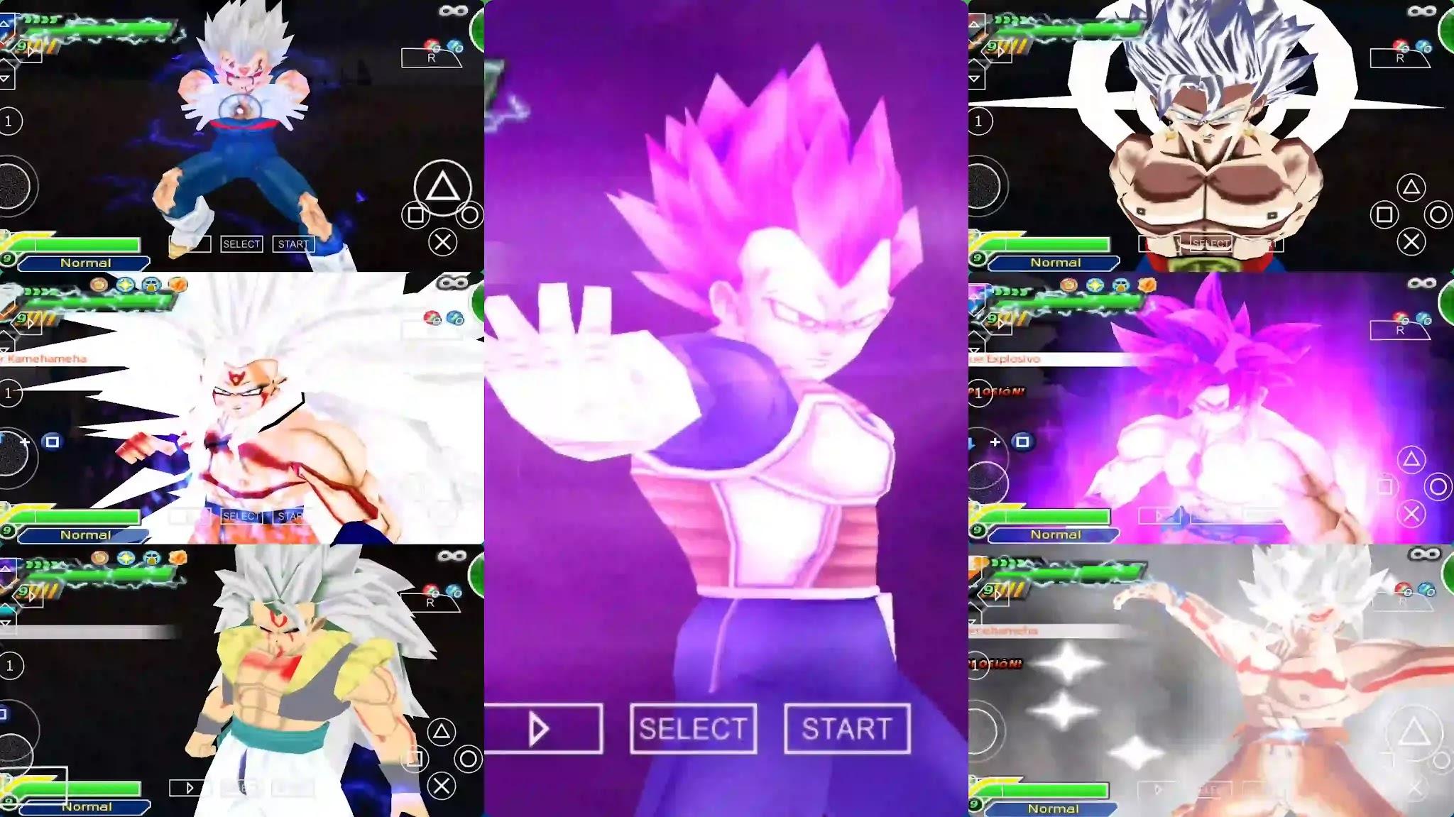 Dragon Ball Super Omni God Ultra Ego