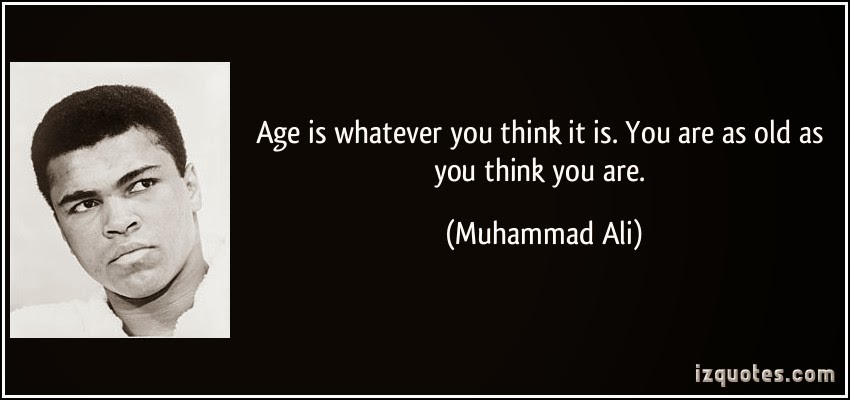 Age Is Just A Number Quotes. QuotesGram