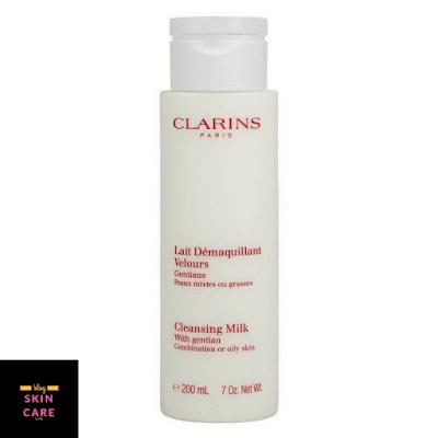 حليب التنظيف كلارنس بنبات الجينتنج - Cleansing Milk With Gentian