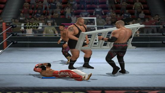 WWE Smackdown VS RAW 2011 screenshot 3