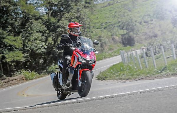 Honda ADV:  scooter aventureiro chega por R$ 17.490
