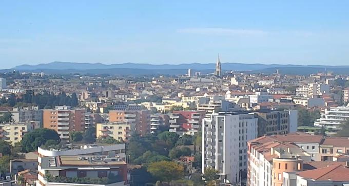 Montpellier : la météo du week-end